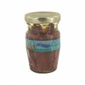 Filet anchois allonges huile de tournesol 80g croisire