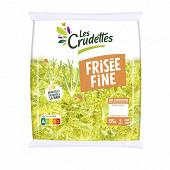 Les Crudettes salade frisée fine en sachet de 125g