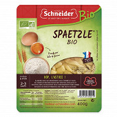Schneider spaetzle bio 400g