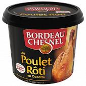Bordeau Chesnel spécialité charcutière au poulet rôti en cocotte 110g
