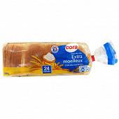 Cora pain de mie extra moelleux 500g