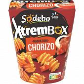 Sodebo Xtrem box radiatori chorizo 400g