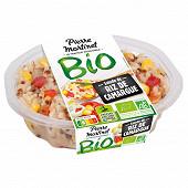 Pierre Martinet salade de riz de Camargue bio 200g