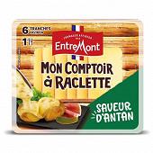 Entremont Raclette saveur d'antan mon comptoir à raclette 30%mg 140g
