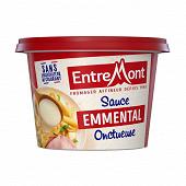 Entremont sauce emmental 250g