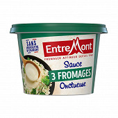 Entremont sauce 3 fromages 250g