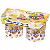 Mamie Nova fruit gourmand coeur passion 2x120g