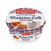 Paysan  Breton le fromage fouetté de madame Loik noix et figue 150 g