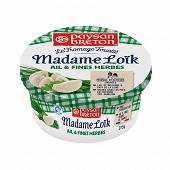 Paysan breton le fromage fouetté ail Mme LOIK ail et fines herbes 275g