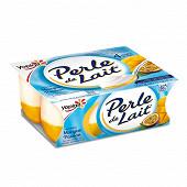 Perle de lait sur lit de mangue passion 4x125g