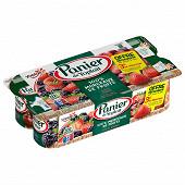 Panier de Yoplait fruits rouges 8x130g offre découverte
