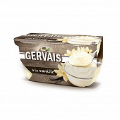 Gervais saveur vanille 4x115g