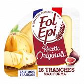 Fol épi recette originale maxi format 16 tranches 308g
