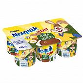 Nesquik choco noisette 6x60g