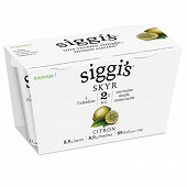 Siggi's skyr citron 2x140g