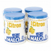 Malo yaourt saveur citron 4 x 125g