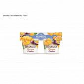 La Fermière yaourt onctueux mangue passion chia 2x150g