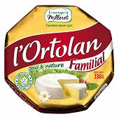 Fromagerie Milleret L'ortolan familial 330g