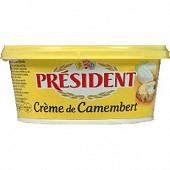 Président crème de camembert 150g