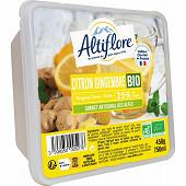 Altiflore bac sorbet citron bio 450 g
