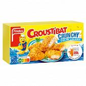 Findus 6 croutibat crunchy msc 300g