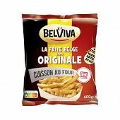 Belviva frites belges au four 600g