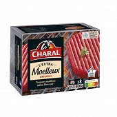 Charal l'extra moelleux 15% mg x8 800g