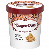 Haagen dazs obsession collection peanut butter crunch pot 460ML/400G