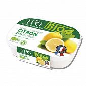 Hdg bac sorbet citron bio 750ml - 487.5G