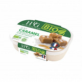 HDG bac glace caramel bio 750ml -  487.5g