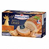 Maître Coq rôti dinde farce au foie gras de canard 700g