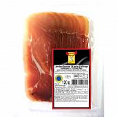 Jambon serrano 10 tranches 120g hors froid