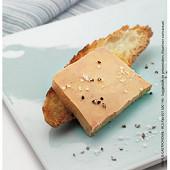 Foie gras canard entier 10 tanches igp so 300g maison montfort