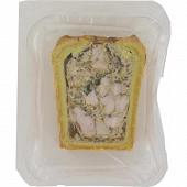 Pâté en croûte poulet moutarde à l'ancienne 3 tranches sous at 300g bolard