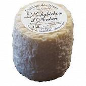 Chabichou d'antan au lait de chèvre pasteurisé 150g