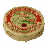 Munster fermier frech aop lait cru 27% mg/pt