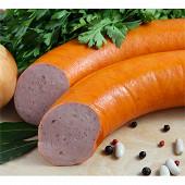Saucisse de viande supérieur
