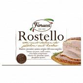 Rôti de jambon aux herbes Rostello Fiorucci