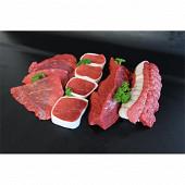Colis viande bovine 3.5 kg