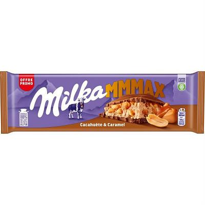 Milka Milka mmmax peanut caramel 276g