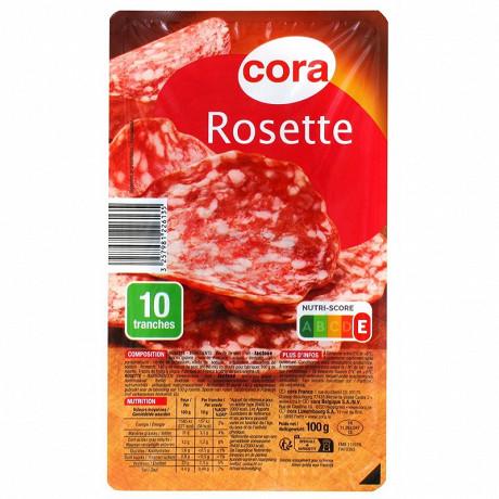 Cora rosette 10 tranches 100g