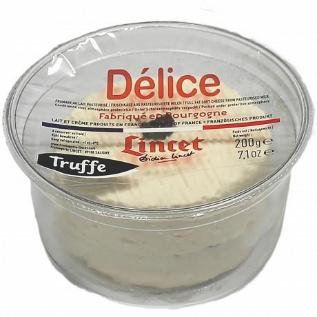 Delice truffe 200g lait pasteurisé de vache