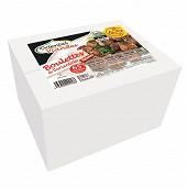 Oriental viandes boulettes à l'orientale halal x65 2kg