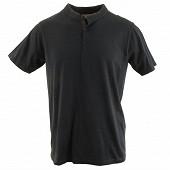 Tee shirt manches courtes homme BLEU/NOIR XL