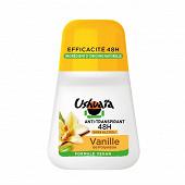Ushuaia déodorant bille alizée vanille 50ml