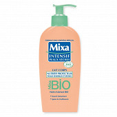 Mixa lait corps bio nutritif protecteur peaux sensibles sèches 250ml
