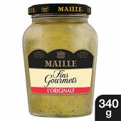 Maille spécialité moutarde fins gourmets l'originale bbocal 340g