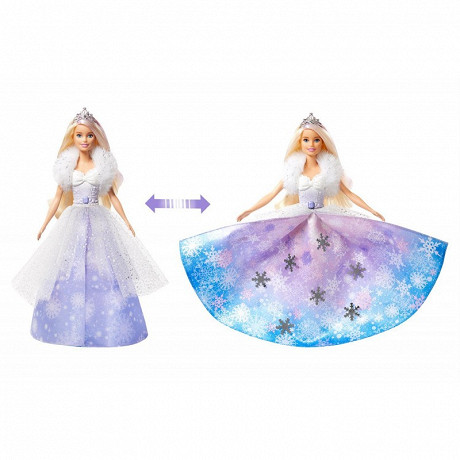 Barbie princesse flocons