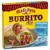 Old el paso burrito kit sans piment 491g