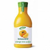 Innocent jus d'orange avec pulpe 1.5l